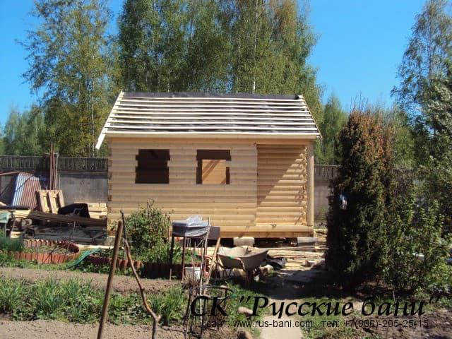 Строительство бань во Владимирской области