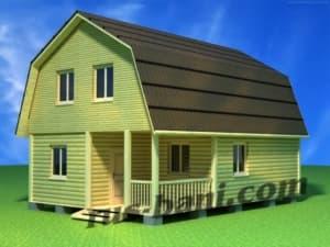 Проекты бань с ценами на строительство в Москве