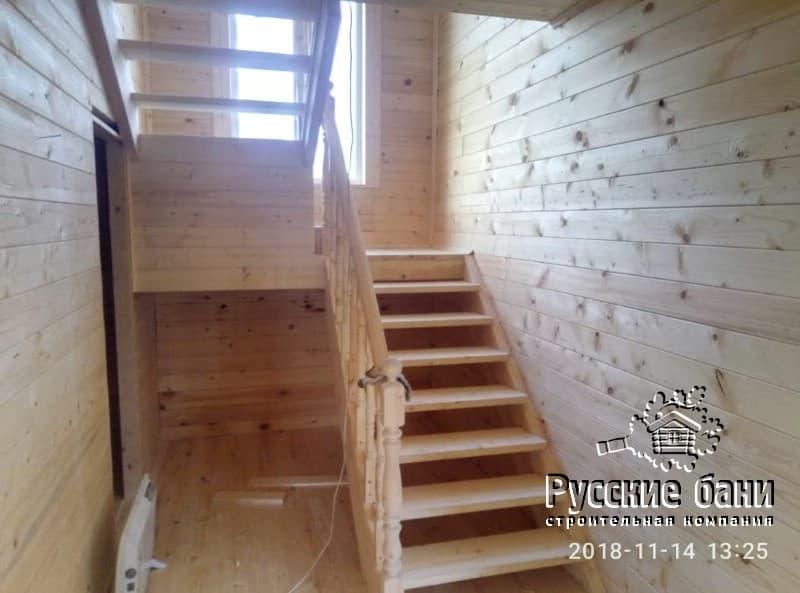 Дом из бруса в Иваново