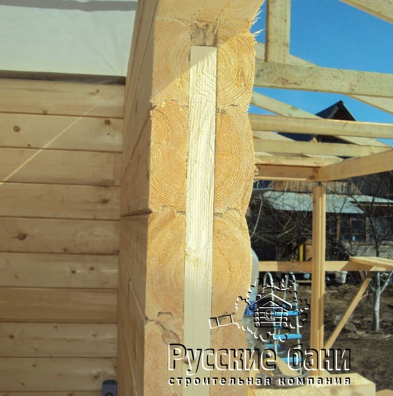 деревянные ройки